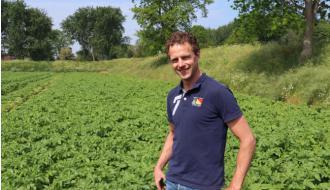 'Groenbemester goed voor bodem én uitstraling'