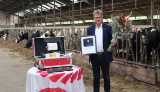 LG lab genomineerd voor de Agribusiness Award 2020