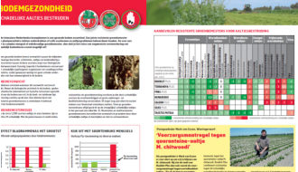 Nieuwe brochure groenbemesters en vanggewassen