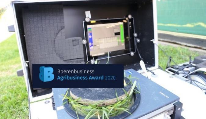 LG lab winnaar Agribusiness Award 2020